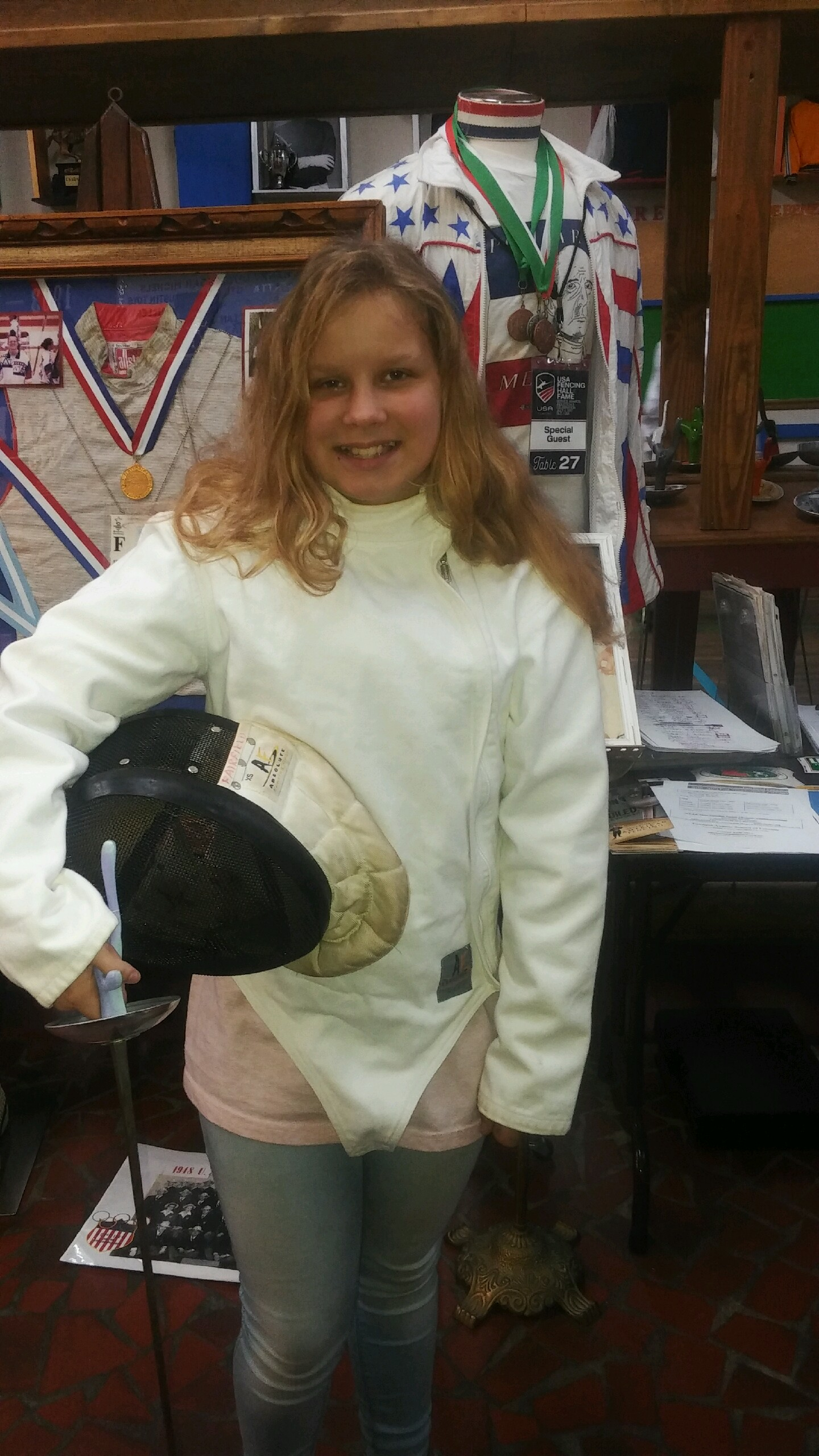 Katie_meet_our_fencers